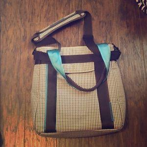 Large Puma Messenger Bag